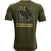 Under Armour Men's Freedom USA Eagle Graphic T-Shirt