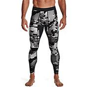 Under Armour Men's HG Iso-Chill Printed Leggings