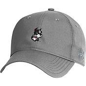 Under Armour Men's Boston Terriers Grey Performance 2.0 Adjustable Hat