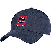 Under Armour Men's Auburn Tigers Blue Stretch Fit Adjustable Hat