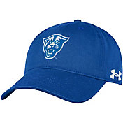 Under Armour Men's Georgia State  Panthers Royal Blue Cotton Twill Adjustable Hat