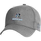 Under Armour Men's Johns Hopkins Blue Jays Grey Performance 2.0 Adjustable Hat