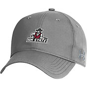 Under Armour Men's New Mexico State Aggies Grey Performance 2.0 Adjustable Hat