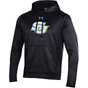Under Armour Men's Southern University Black All Day Fleece Pullover Hoodie