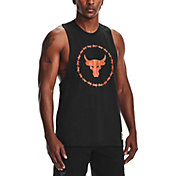 Under Armour Men's Project Rock Charged Cotton Tank Top