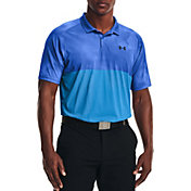 Under Armour Men's Iso-Chill Afterburn Golf Polo