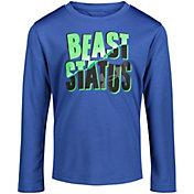 Under Armour Kids Beast Status Long Sleeve T-Shirt