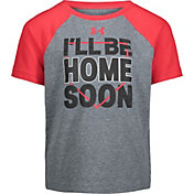 Under Armour Kids' I'll Be Home Soon T-Shirt