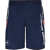Under Armour Little Boys' Americana Bolt Shorts