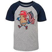 Under Armour Little Boys' Peanut Americana Graphic T-Shirt