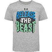 Under Armour Little Boys' Release The Beast T-Shirt
