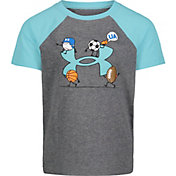 Under Armour Little Boys' Sport Ball Graphic T-Shirt