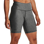 Under Armour Women's HeatGear Armour Bike Shorts