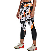 Under Armour Women's Project Rock Printed 7/8 Leggings