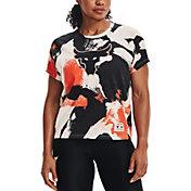 Under Armour Women's Project Rock Print T-Shirt