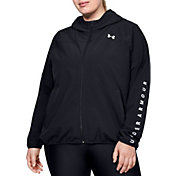 Under Armour Women's Woven Hooded Jacket