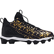 Under Armour Kids' Spotlight Suede 2 Franchise Football Cleats