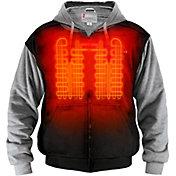 Gerbing Men's 7V Battery Heated Hoodie Sweatshirt