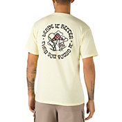 Vans Men's Parks Project Caps Graphic T-Shirt
