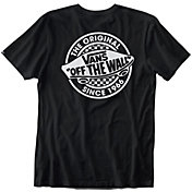 Vans Men's Authentic OTW T-Shirt