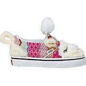 Vans Kids' Toddler Classic Slip-On Alpaca Shoes