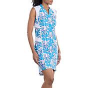 SwingDish Women's Claudia Printed Golf Dress