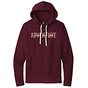 Up North Trading Company Women's Maroon Choose Your Own Adventure Hoodie