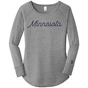 Up North Trading Company Women's Minnesota Long Sleeve T-Shirt
