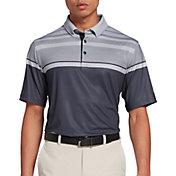 Walter Hagen Men's Textured Colorblock Golf Polo