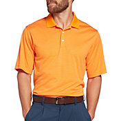 Walter Hagen Men's ESS Stripe Golf Polo
