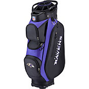 Wilson Baltimore Ravens NFL Cart Golf Bag