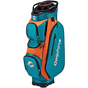 Wilson Miami Dolphins NFL Cart Golf Bag