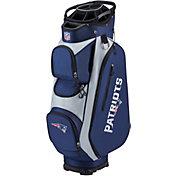 Wilson New England Patriots NFL Cart Golf Bag