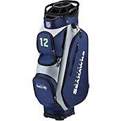 Wilson Seattle Seahawks NFL Cart Golf Bag