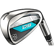 Wilson Staff Women's D9 Irons - (Graphite)