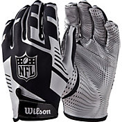 Wilson NFL YOuth Stretch-Fit Receiver Glove