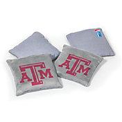 Wild Sports Texas A&M Aggies 4 pack Logo Bean Bag Set
