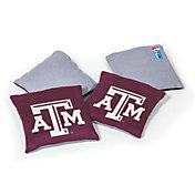 Wild Sports Texas A&M Aggies 4 pack Bean Bag Set