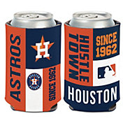 WinCraft Houston Astros Colorblock Can Coozie