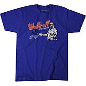 BreakingT Men's Walk Off Blue Graphic T-Shirt
