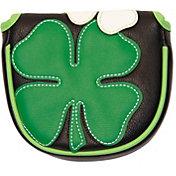CMC Design Four Leaf Clover Mallet Putter Headcover