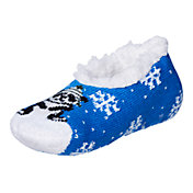 Northeast Outfitters Women's Cozy Cabin Holiday Characters Slippers