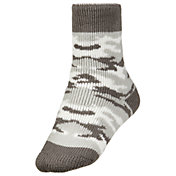 Northeast Outfitters Youth Brushed Heat Camo Cozy Socks