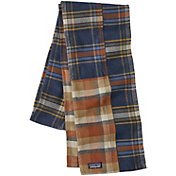 Patagonia Men's Fjord Flannel Patchwork Scarf