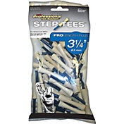 "Pride Sports 3.25"" Step Golf Tees – 50-Pack"