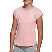 adidas Girls' Dot T-Shirt
