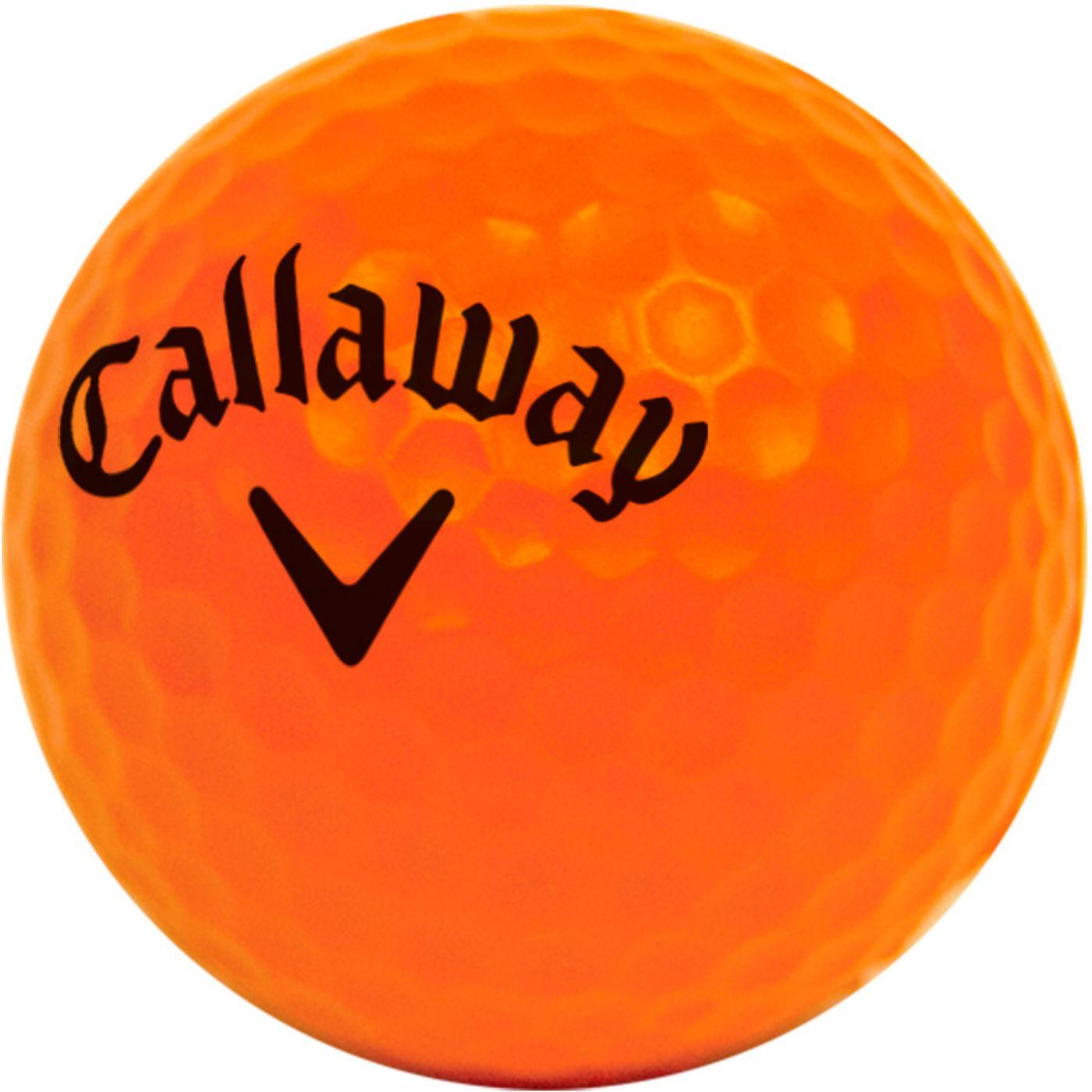 Callaway HX Practice Golf Balls – 9 Pack