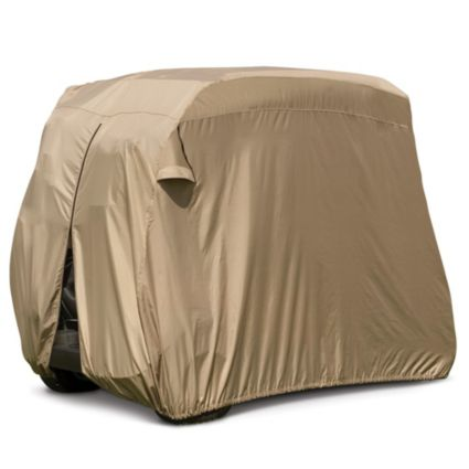 Classic Accessories 2-Person Easy-On Golf Cart Cover
