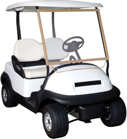 Classic Accessories Deluxe Portable Golf Cart Windshield