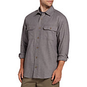 Field and Stream Men's Heritage Jaspe Heathered Flannel (Regular and Big & Tall)